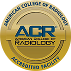 ACR logo for accredited facility